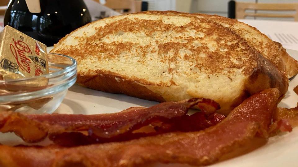 Bacon & Toast
