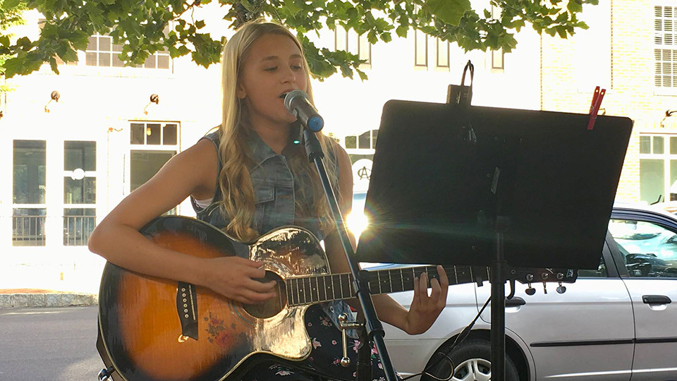 Up & Coming Talent at Sophia's