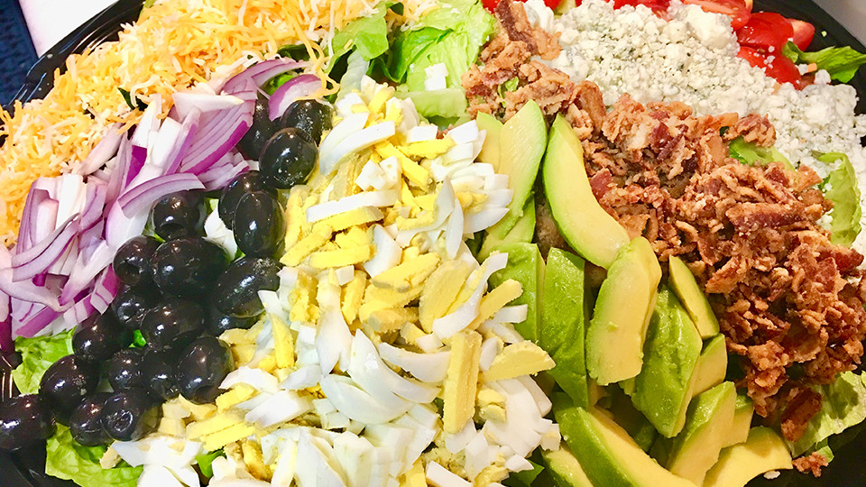 Cobb Salad Platter - Corporate Catering