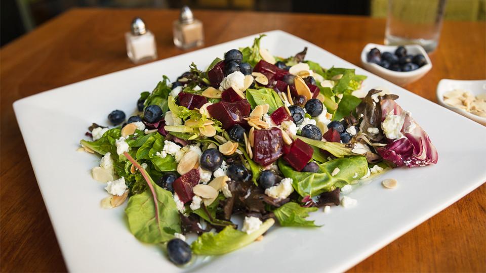 Red Beet & Montrachet Salad